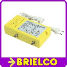 AMPLIFICADOR ANTENA INTERIOR PARA TV CABLE 1E 1S CON LINEA RETORNO ACTIVO BD6488