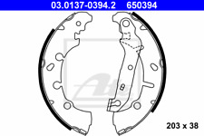 Brake Shoe Set 1125669 For FORD Fiesta Mk4 Hatchback JAS,JBS,JH1,JD1,JH3,JD3,JU2
