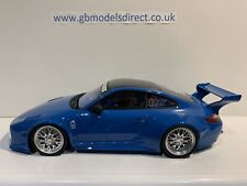 GT Spirit Old And New Sea Blue Porsche 1:18 Scale Limited Edition
