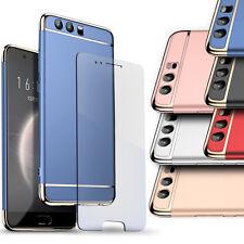 3 in 1 Full Cover Hülle Für Huawei P10 & P10 Plus Case Schutz Bumper Tasche