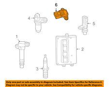 CHRYSLER OEM-MAP Manifold Absolute Pressure Sensor 56041018AD