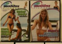 New 2 Pilates Chair workout DVD Malibu Mari Winsor dynamic sequencing total body
