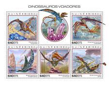 Guinea Bissau 2018 Flying dinosaur  S201812