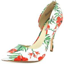 Special Occasion Slip On Multi-Colored Heels for Women