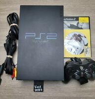 Sony Playstation 2 PS2 SCPH-30001 R Console, Controller & Memory Card/W cords