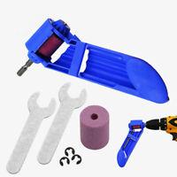 Portable Diamond Drill Bit Sharpener Corundum Grinding Wheel Electric Grinder