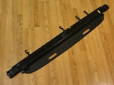 Toyota ? Cargo Shade Security Cover BLACK or Dark Gray w/ Hooks Metal Housing