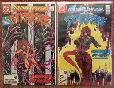 Teen Titans Spotlight 1-11, 18 & 19 (Millenium crossovers), DC Comics