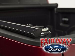 17 thru 21 Super Duty OEM Genuine Ford Soft Roll-Up Tonneau Bed Cover 6-3/4'