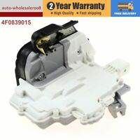 8 Pins Rear Left Door Lock Actuator 4F0839015 For AUDI A3 A4 A6 S6 A8 R8 3R5 RS6