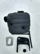 Ported Dual port muffler for Husqvarna 345 346XP 350 351 353