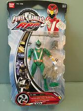Power rangers RPM 12cm Full throttle Shark green ranger  -  Brand new Very rare