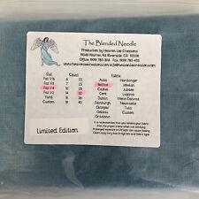 Cross Stitch 32 Count Belfast Hand Dyed Linen Fabric