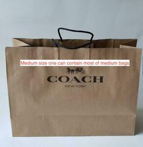NEW Coach Gift Bag(Original America) Paper Bag count1
