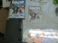 Far Cry (PC, 2004)(French game) complete