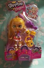 Shopkins Shoppies Doll - Pam Cake Brand New - Exclusive Shopkins Included