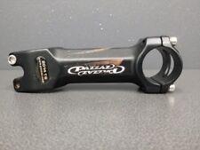 Potence Pazzaz 120mm //-5 degrés pivot 25,4//28,6 mm cintre 31,8mm noire neuve