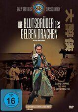 DVD/ Shaw Brothers Classics - Die Blutsbrüder des Gelben Drachen !! NEU&OVP !!