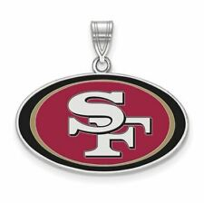 SS San Francisco 49ers Large Enamel Pendant