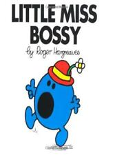 Little Miss Bossy By Roger Hargreaves. 9781405235266