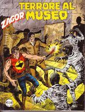 Zagor Zenith 521 - Terrore al museo - Ed. Bonelli