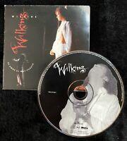 Audio CD - WILKINS - El Amor Es Mas Fuerte - USED Excellent (EX) WORLDWIDE