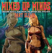 Mixed Up Minds, Pt. 11 by Various Artists (CD, Jun-2016, Particles)