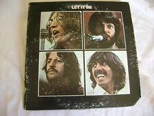 "THE BEATLES, ""LET IT BE"", APPLE RECORDS, #  AR 34001"
