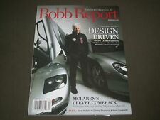 2010 SEPTEMBER ROBB REPORT MAGAZINE - FASHION - RALPH LAUREN COVER - PB 1340