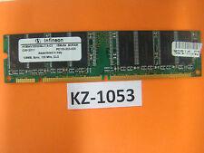 Infineon HYS64V16300GU-7.5-C2 128MB ,PC133,SDRAM,133Mhz,168 pin,CL.3 KZ-1053