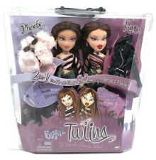 First Edition Bratz TWIINS Twins Phoebe & Roxxi 1st Ever Sisters Doll Set NRFB
