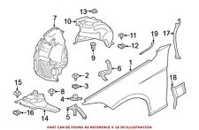For BMW Genuine Brake Air Duct Front Right 51747294822