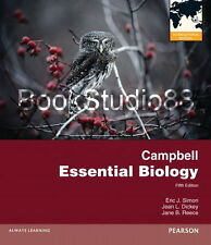NEW Campbell Essential Biology + MasteringBiology 5E Simon Reece 5th Edition