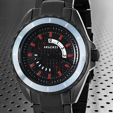 Argenti Mosaic Red Dial Watch