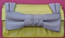 VALENTINO  Large Bow clutch Retail $1,145 NEW