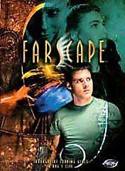 NEW - Farscape Season 1 Vol 9 Through the Looking Glass / A Bug's Life Free Ship