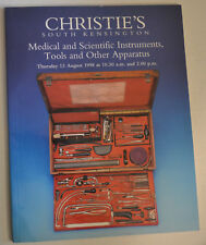 Christie'S Medical and Scientific Instruments, Tools and Other Apparatus
