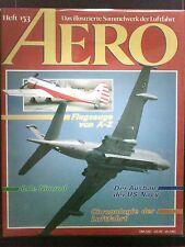AERO  Heft 153   Das illustrierte Sammelwerk der Luftfahrt   in Schutzhülle