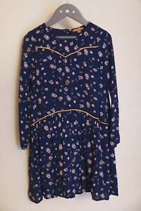 6T I love Gorgeous Doll Blue Dress Very Rare Incredible details Luxury design