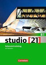 STUDIO 21 B1 LIBRO EJERCICIOS (+AUDIO CD). ENVÍO URGENTE (ESPAÑA)
