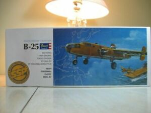 discontinued Revell  85-0216 B-25 MITCHELL 1/63 SSP new in the box model kit
