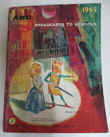 Music Book for Schools - Australian Broadcasting Commission - 112 Pages - 1965