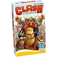 CLASH OF VIKINGS - Queen Games 10491 - EN / DE - NEU