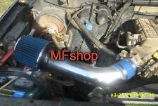 Blue For 1986-1992 Ford Ranger 2.9L V6 OHV Air Intake System Kit + Filter