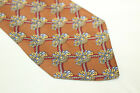 UMBERTO SCOLARI Silk tie Made in Italy F12475