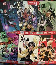 Xmen volume 4 (2012) x 6 - issues 3 10 11 12 13 14 (SET H)