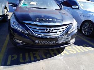 HYUNDAI I45 WRECKING PARTS 2012 ## V000658 ##