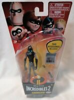 DISNEY PIXAR - *New* Incredibles 2 Screenslaver Figure Jakks Pacific 10.2cm 2018