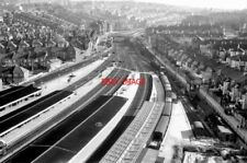 PHOTO  PLYMOUTH NORTH ROAD RAILWAY STATION L. E. TO MUTLEY FROM OFFICE TOWER