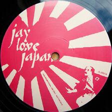 J Dilla – Jay Love Japan  LP JAY DEE  Rare